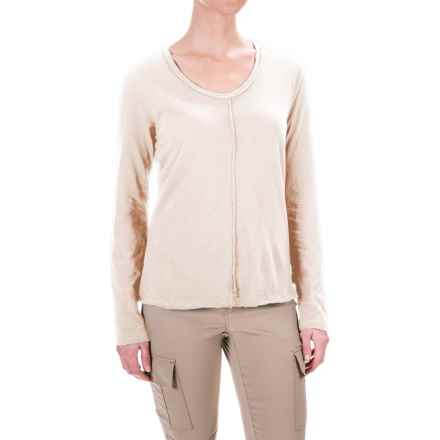 prAna Romina Shirt - Long Sleeve (For Women) in Winter - Closeouts