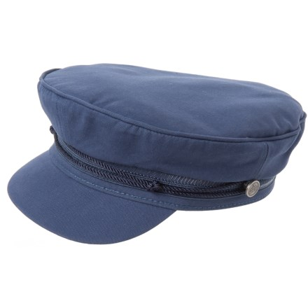 30ba35b0074 prAna Rowlen Cap - Organic Cotton Blend (For Women) in Equinox Blue -  Closeouts