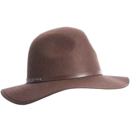 prAna Ruth Hat - Wool (For Women) in Brown - Closeouts