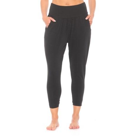 prAna Ryley Crop Pants (For Women) in Black