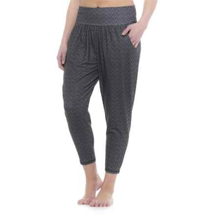 prAna Ryley Crop Pants (For Women) in Charcoal Compass - Closeouts