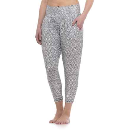 prAna Ryley Crop Pants (For Women) in Moonrock Compass - Closeouts