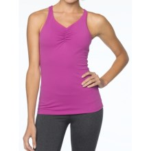 prAna Sabin Tank Top - Built-In Bra, Racerback (For Women) in Vivid Viola - Closeouts