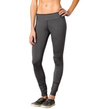 prAna Sapphire Leggings (For Women) in Black Stripe - Closeouts