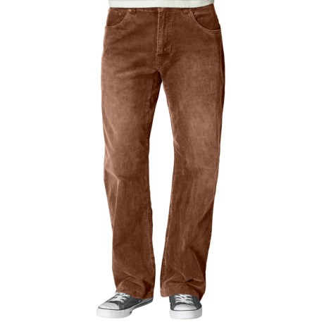 prAna Saxton Pants (For Men) in Rust