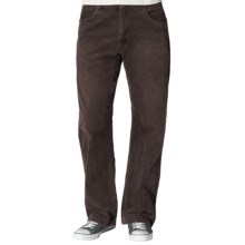 prAna Saxton Pants (For Men) in Brown - Closeouts