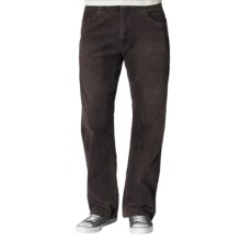 prAna Saxton Pants (For Men) in Charcoal - Closeouts