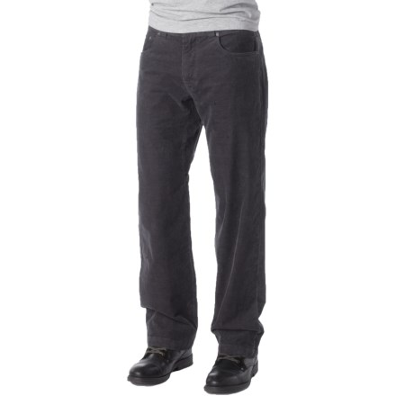 prAna Saxton Pants (For Men) in Coal