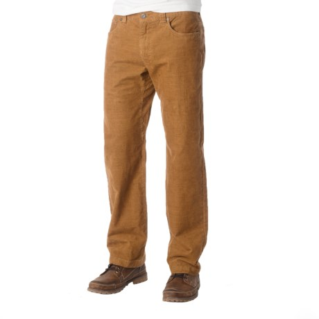 prAna Saxton Pants (For Men) in Dark Ginger