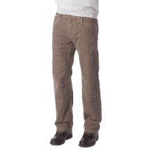 prAna Saxton Pants (For Men) in Mud - Closeouts