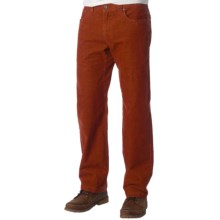prAna Saxton Pants (For Men) in Rust - Closeouts