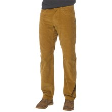 prAna Saxton Pants - Stretch Organic Cotton (For Men) in Tortoise - Closeouts
