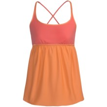 prAna Scarlette Tank Top - Stretch (For Women) in Sunset - Closeouts