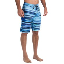 prAna Seaton Boardshorts - UPF 50+ (For Men) in Blue - Closeouts