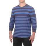 prAna Setu Crew Neck Shirt - Organic Cotton, Long Sleeve (For Men)