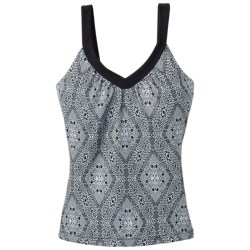 prAna Shiloh Tank Top (For Women) in Black Kaleidoscope