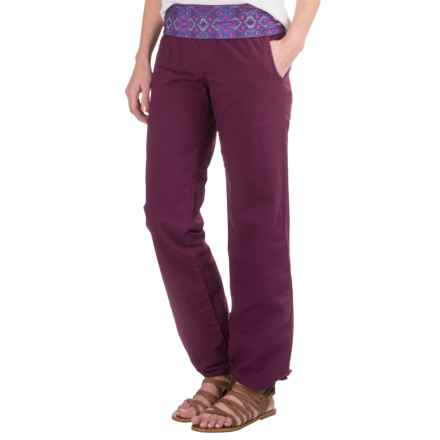 prAna Sidra Pants (For Women) in Grapevine - Closeouts