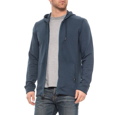 00401392a5b prAna Smith Hoodie (For Men) in Equinox Blue - Closeouts