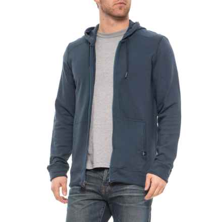 prAna Smith Hoodie (For Men) in Equinox Blue - Closeouts