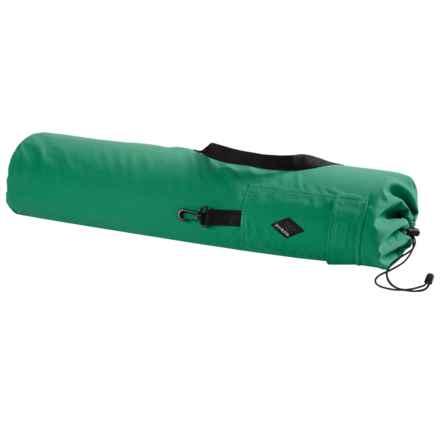 prAna Steadfast Yoga Mat Bag in Dusty Pine - Closeouts