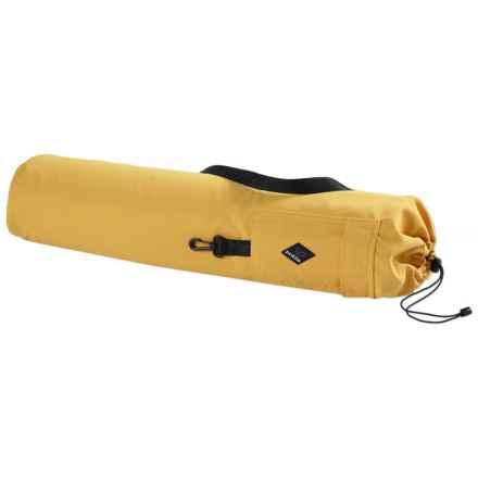 prAna Steadfast Yoga Mat Bag in Marigold - Closeouts