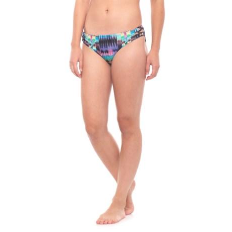 5f0a91ff5e7d prAna Stina Bikini Bottoms - UPF 50+ (For Women) in Aquamarine Rio