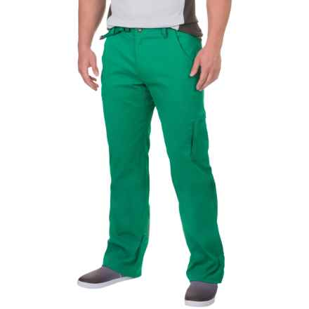 prAna Stretch Zion Pants - UPF 50+ (For Men) in Spruce - Closeouts