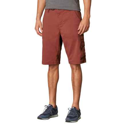 prAna Stretch Zion Shorts (For Men) in Brick - Closeouts