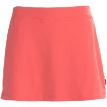 prAna Sugar Mini Skirt (For Women) in Coral - Closeouts