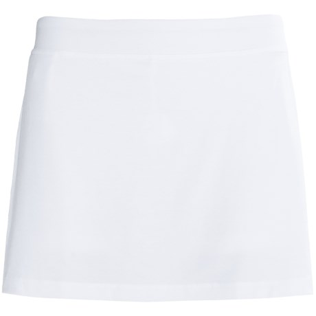 prAna Sugar Mini Skirt (For Women) in White
