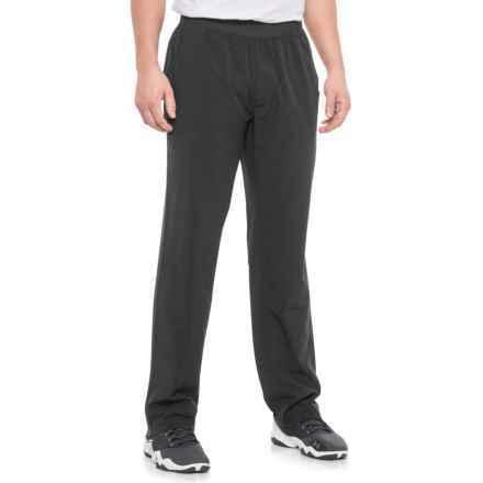 24810db96d prAna Super Mojo Pants - UPF 50+ (For Men) in Black - Closeouts