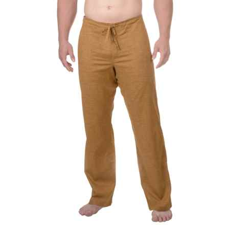 prAna Sutra Pants (For Men) in Dark Ginger - Closeouts