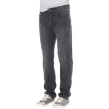 prAna Theorem Twill Jeans (For Men) in Black - Closeouts