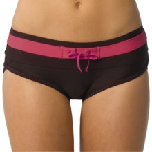 prAna Tobago Bikini Bottoms - UPF 50+, Low Rise (For Women) in Sprinkle - Closeouts