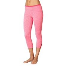 prAna Tori Yoga Capris (For Women) in Azalea - Closeouts