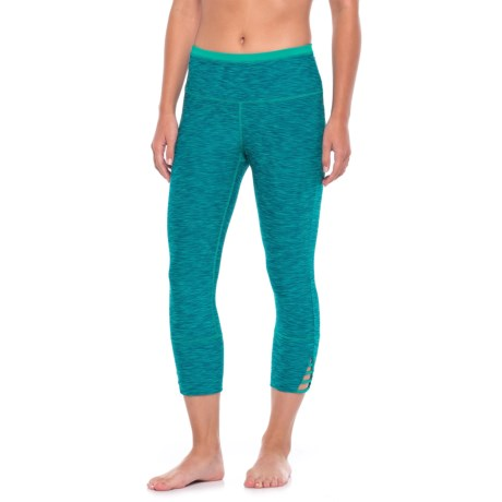 prAna Tori Yoga Capris (For Women)