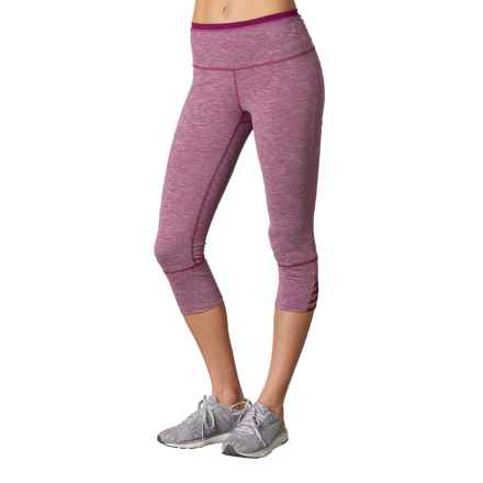 prAna Tori Yoga Capris (For Women) in Grapevine - Closeouts