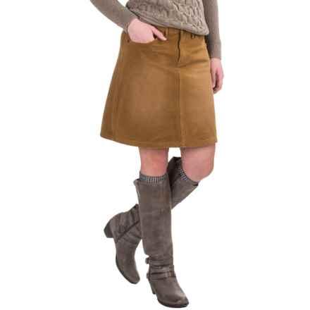 prAna Trista Skirt (For Women) in Tortoise - Closeouts