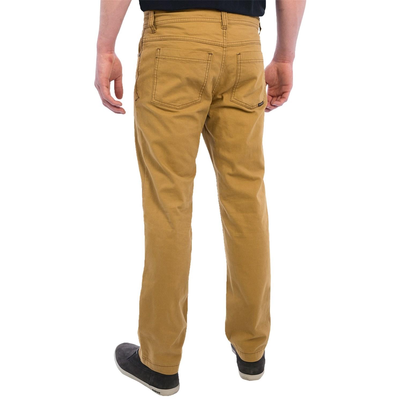 Prana Tucson Pants For Men Save 86