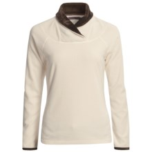 prAna Twisty Microfleece Pullover Shirt - Long Sleeve (For Women) in Winter - Closeouts