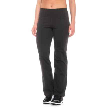 prAna Vivica Leggings - Wide Leg (For Women) in Black - Closeouts