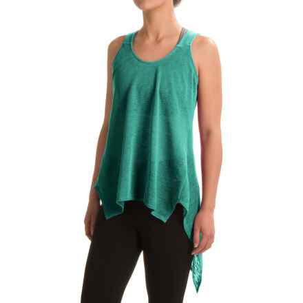 prAna Whisper Tank Top (For Women) in Retro Teal - Closeouts