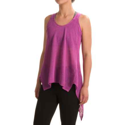 prAna Whisper Tank Top (For Women) in True Orchid - Closeouts
