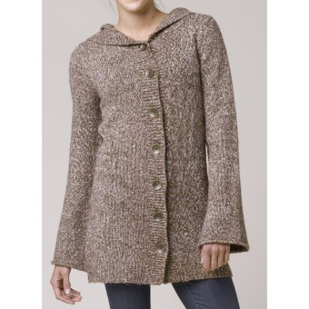 prAna Willow Duster Sweater (For Women) in Espresso