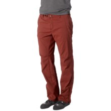 prAna Wyatt Pants - Stretch Nylon (For Men) in Brick - Closeouts