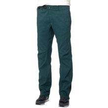 prAna Wyatt Pants - Stretch Nylon (For Men) in Deep Teal - Closeouts