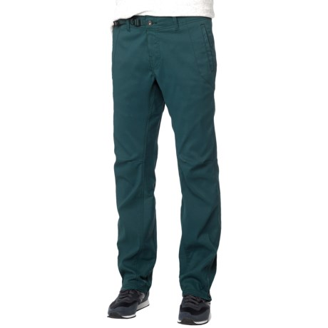prAna Wyatt Pants Stretch Nylon (For Men)