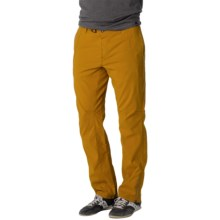 prAna Wyatt Pants - Stretch Nylon (For Men) in Sahara - Closeouts