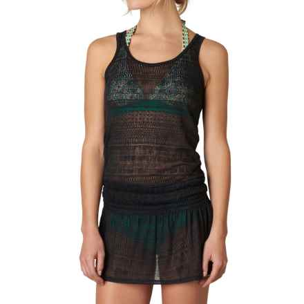 prAna Zadie Swimsuit Cover-Up Dress - Sleeveless (For Women) in Black - Closeouts