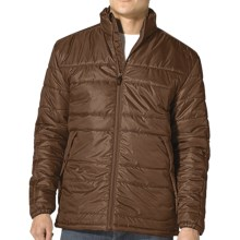prAna Zane Puffer Jacket - Insulated (For Men) in Brown - Closeouts